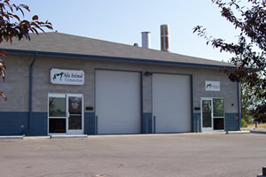Our Facility - Outside